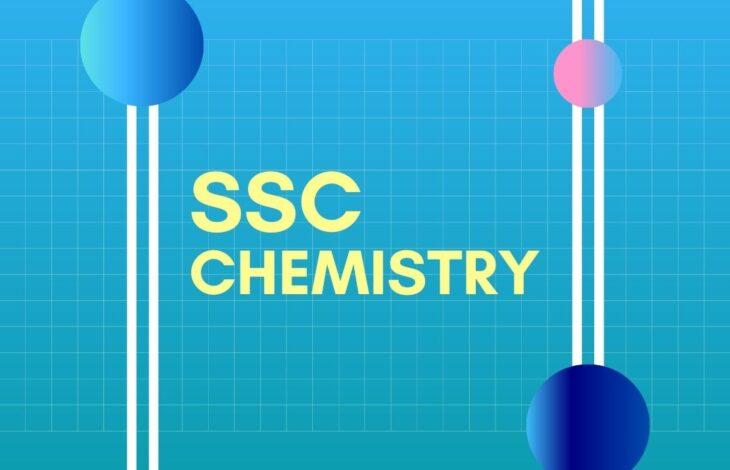 Chemistry | Chapter 9-12 | SSC